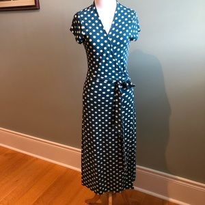 Sweet Boden wrap dress in good condition.